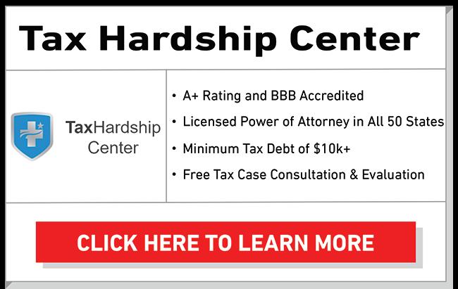 tax hardship center